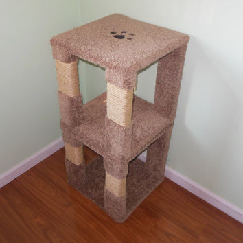 Hampton bay pet steps on wanelo for Cat tree steps