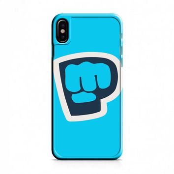 Pewdiepie Brofist iPhone X Case