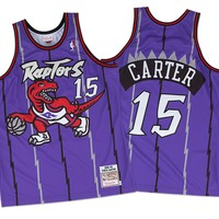 Vince Carter 1998-99 Authentic Jersey Toronto Raptors Mitchell & Ness Nostalgia Co.
