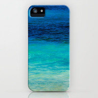 SEA BEAUTY iPhone Case by catspaws | Society6