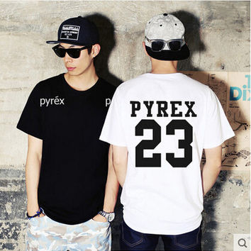 Pyrex 23 T-Shirts (Assorted Colors)