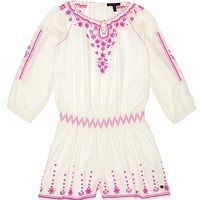 Romper With Embroidery by Juicy Couture