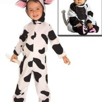Cozy Cow Newborn and Infant Costume