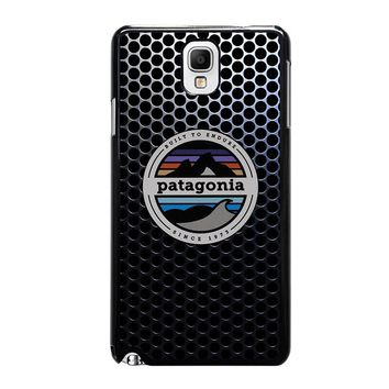 PATAGONIA FISHING BUILT TO ENDURE Samsung Galaxy Note 3 Case Cover
