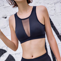1pc Women Quick Dry Sexy Fitness Sports Bra Set Gym Running Jogging Underwear Tennis Vest Yoga Sports Bra