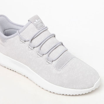 adidas Tubular Shadow Grey and White Shoes at PacSun.com