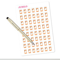 Planner Stickers Prescription Stickers