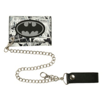 DC Comics Batman Comic Chain Wallet