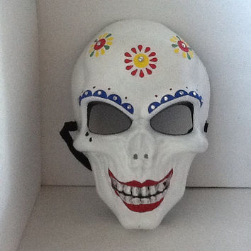 Mask, Halloween, Day of The Dead, Skull, Sugar Skull