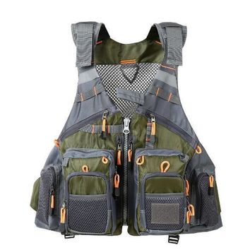 Life Jacket / Utility Fishing Vest