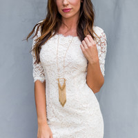 WEB EXCLUSIVE: Champagne Toast Dress