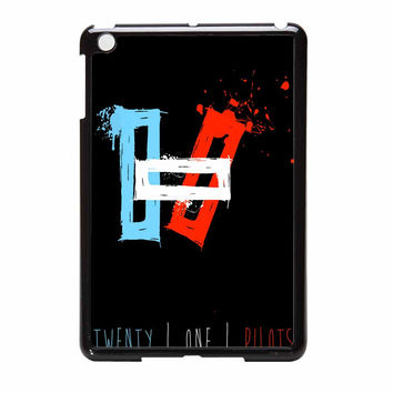 Twenty One Pilots iPad Mini Case