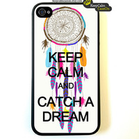 Keep Calm Catch A Dream - IPhone 4 .. on Luulla