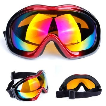 Skiing Eyewear Ski Glass 5 Colors Snowboard Goggles Men Women Snow Glasses Ski Googles 4 Color