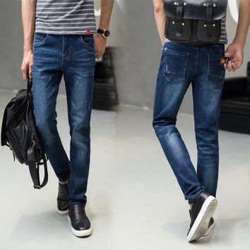 Stylish Men Denim Pants Jeans [6528728387]