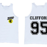 Michael Clifford 5 Second Of Summer  Luke Hemmings California tank top