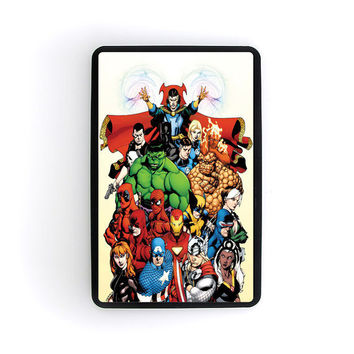 Kindle Fire Marvel Comics Hard Snap on Case Comes by KustomCases