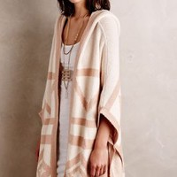 Moth Negev Shawl Cardigan in Bronze Size: One