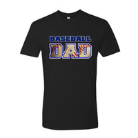 Baseball Dad - Short sleeve men's t-shirt