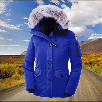 ONETOW Canada goose down jacket _ foreign trade Canada goose down jacket outdoor [8979100871]