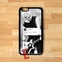 michael clifford real bands save fans-11n for iPhone 4/4S/5/5S/5C/6/ 6+,samsung S3/S4/S5,S6 Regular,samsung note 3/4