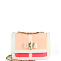 Sweet Charity Tricolor Small Shoulder Bag