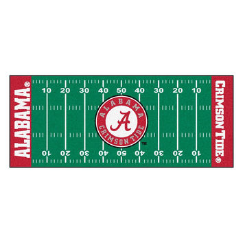 Alabama Crimson Tide NCAA Floor Runner (29.5x72)