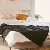Authentic Black Mudcloth Textile | Urban Outfitters
