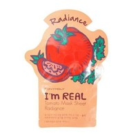 Tony Moly: I'm Real Tomato Mask - Radiance