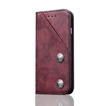 iPhone X Wallet Folio Case