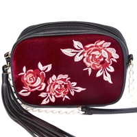 Blooms Day Crossbody Bag