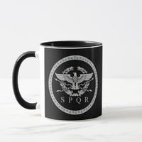 The Roman Empire Emblem Mug. Mug