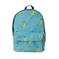 Original Banana Blue Backpack