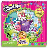 Shopkins Super Activity Set