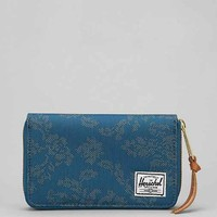 Herschel Supply Co. Thomas Damask Wallet- Blue Multi One