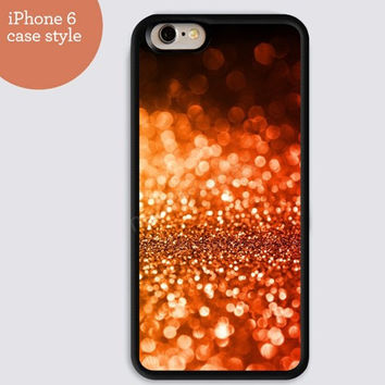 iphone 6 cover,Orange red glitter colorful iphone 6 plus,Feather IPhone 4,4s case,color IPhone 5s,vivid IPhone 5c,IPhone 5 case Waterproof 352