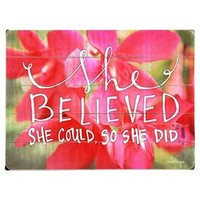 Word for Word - Cheerful Typography for Your Walls - Ends 6/8