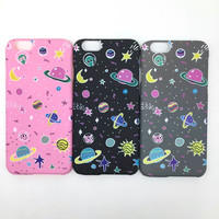 Iphone 6/6s Cute Stylish On Sale Hot Deal Iphone Korean Strong Character Apple Noctilucent Matte Phone Case [8153009287]