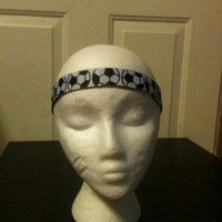 No slide soccer headband/Sports headband/workout headband/athletic headband