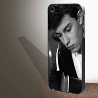 "Shawn Mendes pict  for iphone 4/4s/5/5s/5c/6/6+, Samsung S3/S4/S5/S6, iPad 2/3/4/Air/Mini, iPod 4/5, Samsung Note 3/4 Case ""005"""