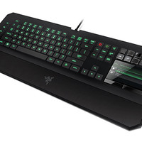 Razer Deathstalker Ultimate Keyboard With LCD Touchpad