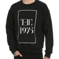 The 1975 Logo Crew Pullover