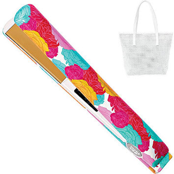 Ultra CHI Spring Floral Flat Iron & Hair Straightener | Ulta Beauty