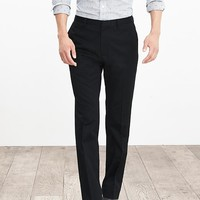 Banana Republic Mens Modern Slim Non Iron Cotton Pant