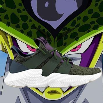 Dragon Ball Z x Adidas Prophere ¡°Cell¡± CQ3034