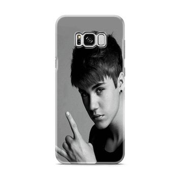 Justin Bieber Cool Photos Samsung Galaxy S8 | Galaxy S8 Plus Case