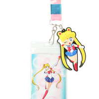 Sailor Moon Pink Lanyard