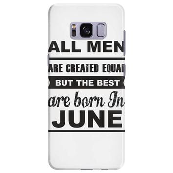 all men are created equal june Samsung Galaxy S8 Plus