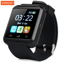 U8S Outdoor Sports Bluetooth 3.0 Smart Watch Heart Rate Monitor Sleep Tracker Pedometer Camera Remote for Android Smartphone