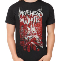 Motionless In White House T-Shirt